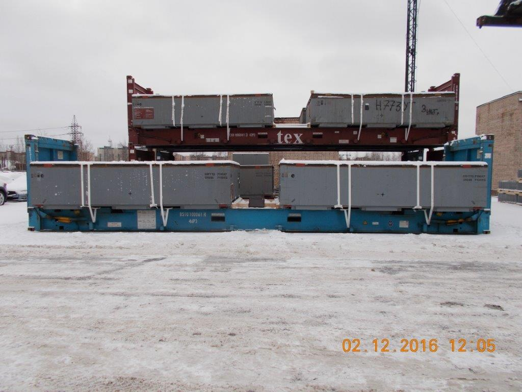 INCOTEC CARGO continues to arrange shipments of the first equipment of Atomstroyexport for the Second Construction Stage of NPP Kudankulam, India.