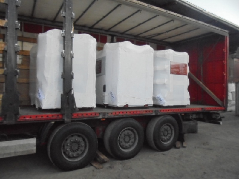 """INCOTEC CARGO Has Started Shipments of JSC """"Atomstroyexport"""" Equipment for the Second Construction Stage of NPP """"Kudankulam"""", India."""