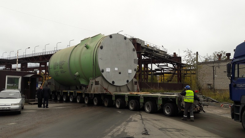 Delivery of the Second Equipment Lot for Construction of Belene NPP in Bulgaria Has Begun.